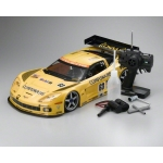 Kyosho Inferno GT2 Corvette C6-R On-Road Nitro Car